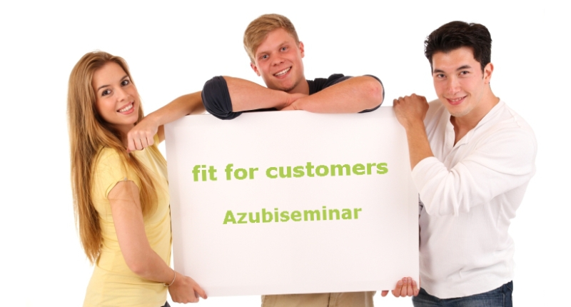 fit for customers Azubiseminar